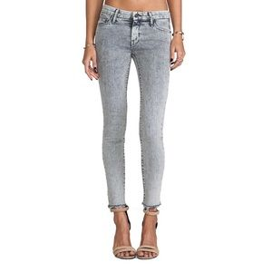 MOTHER looker ankle fray jeans sz 27